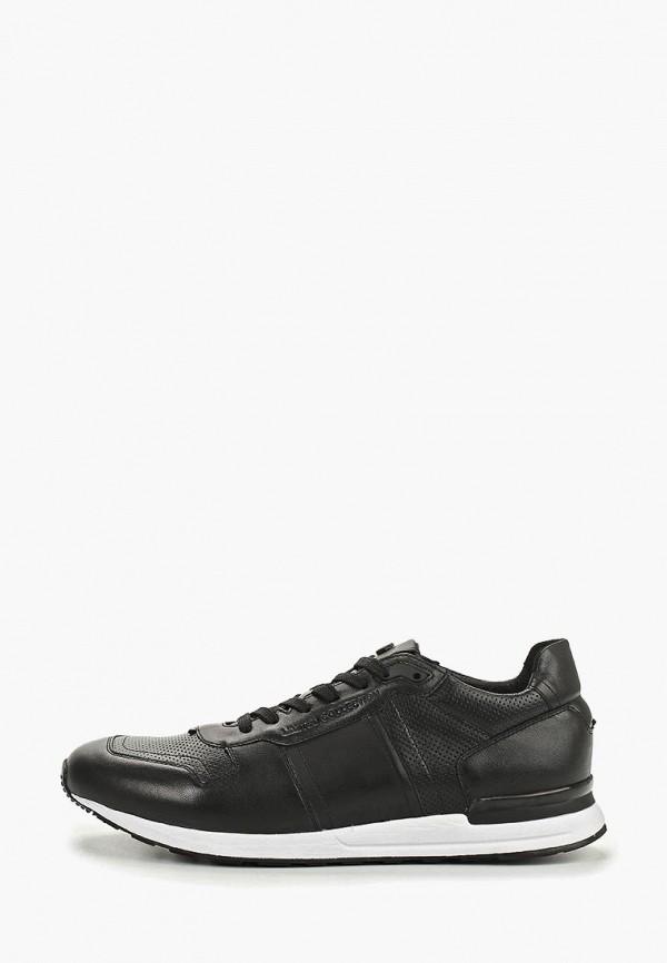 мужские кроссовки id! collection, черные