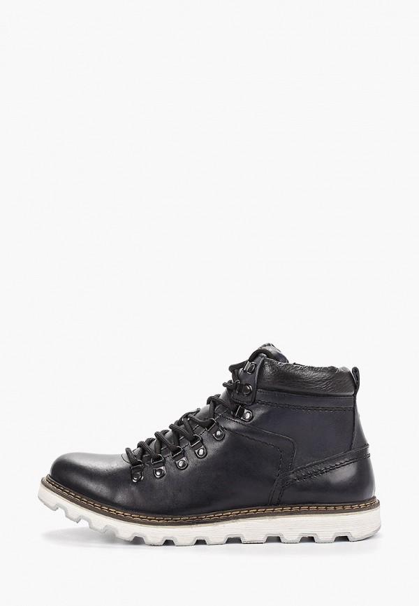 мужские ботинки id! collection, синие