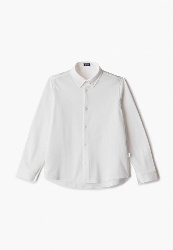 рубашка il gufo для мальчика, белая