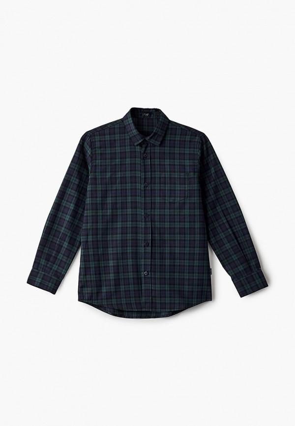 рубашка il gufo для мальчика, разноцветная