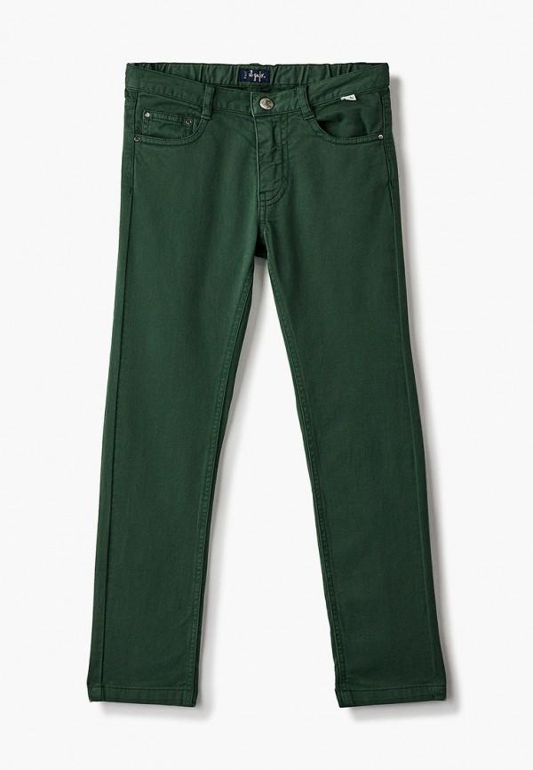 брюки il gufo для мальчика, зеленые