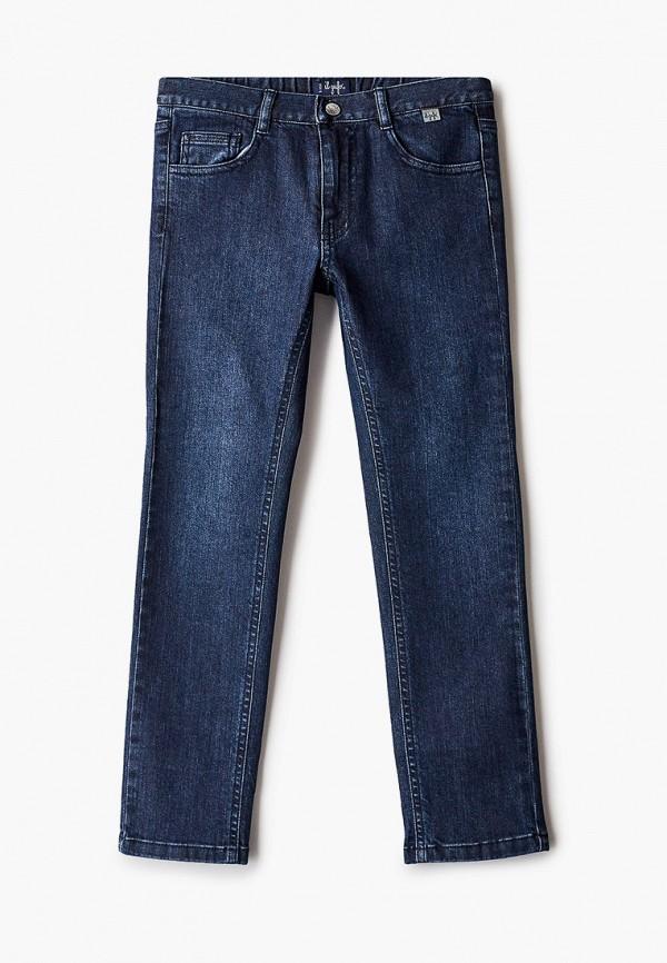 джинсы il gufo для мальчика, синие