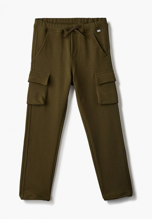 спортивные брюки il gufo для мальчика, хаки