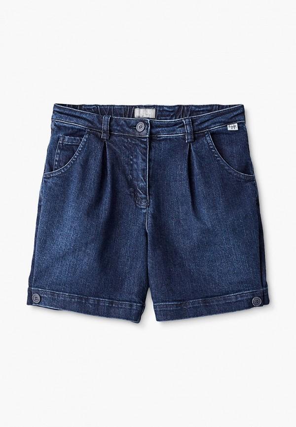 Шорты для девочки джинсовые Il Gufo P21PB085J0026