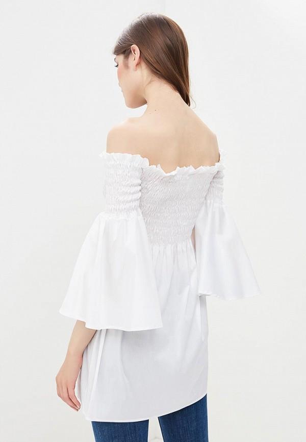 Фото 3 - женскую блузку Imperial белого цвета