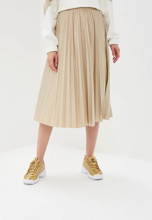 женская юбка imperial, зеленая
