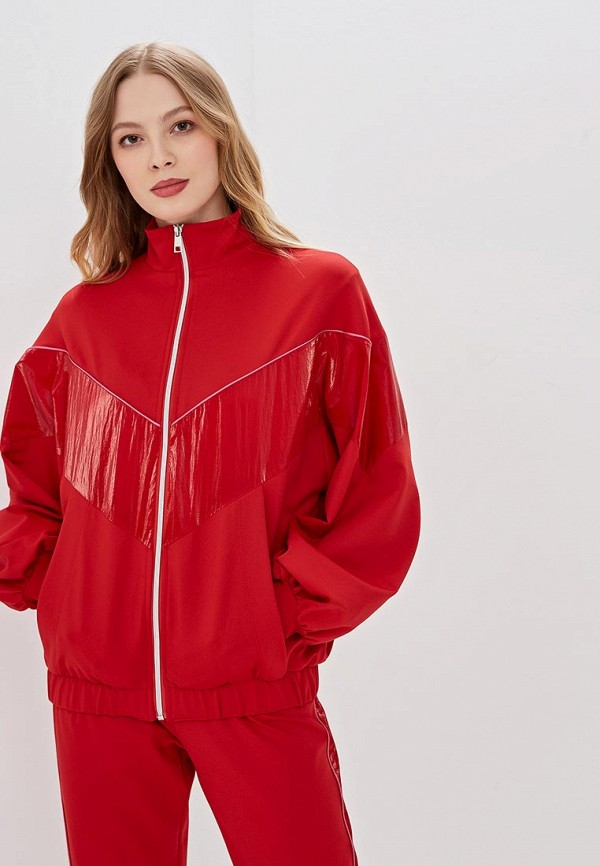 женская олимпийка imperial, красная