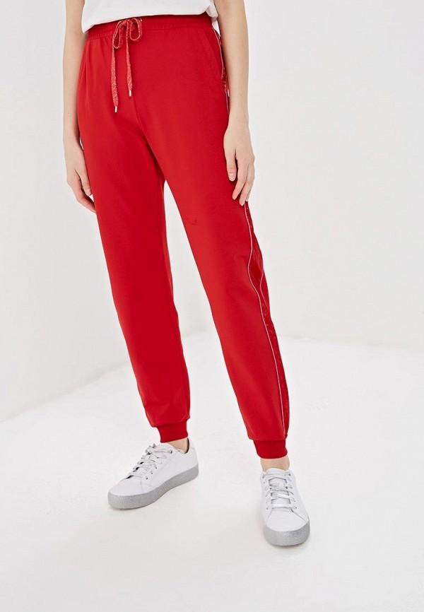 женские брюки imperial, красные
