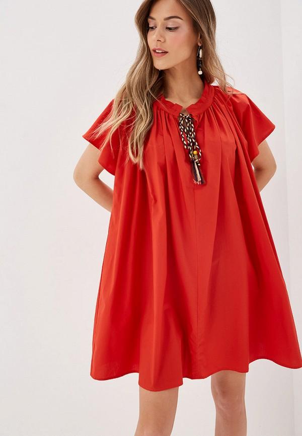 Платье Imperial Imperial IM004EWFHDB7 все цены