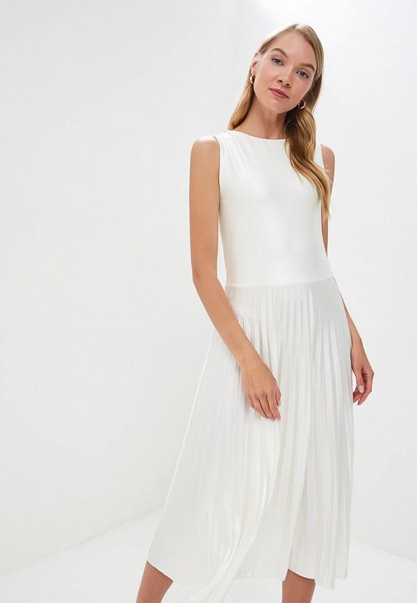 женское вечерние платье imperial, белое