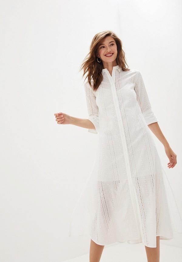 женское платье imperial, белое