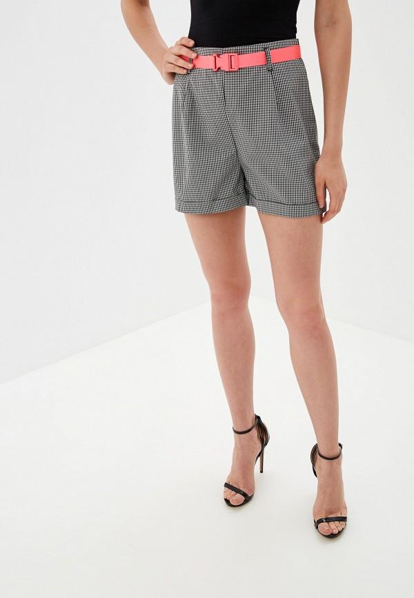 женские шорты imperial, серые