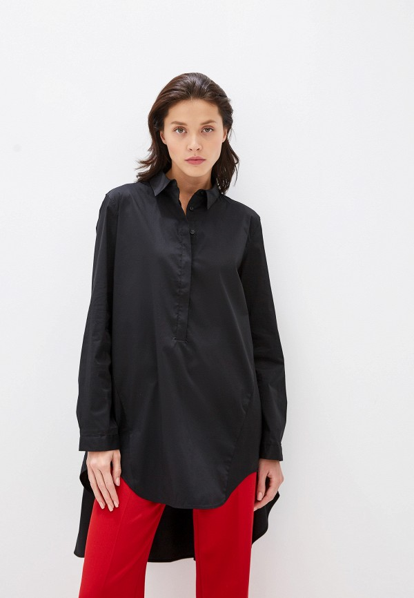 женская туника imperial, черная