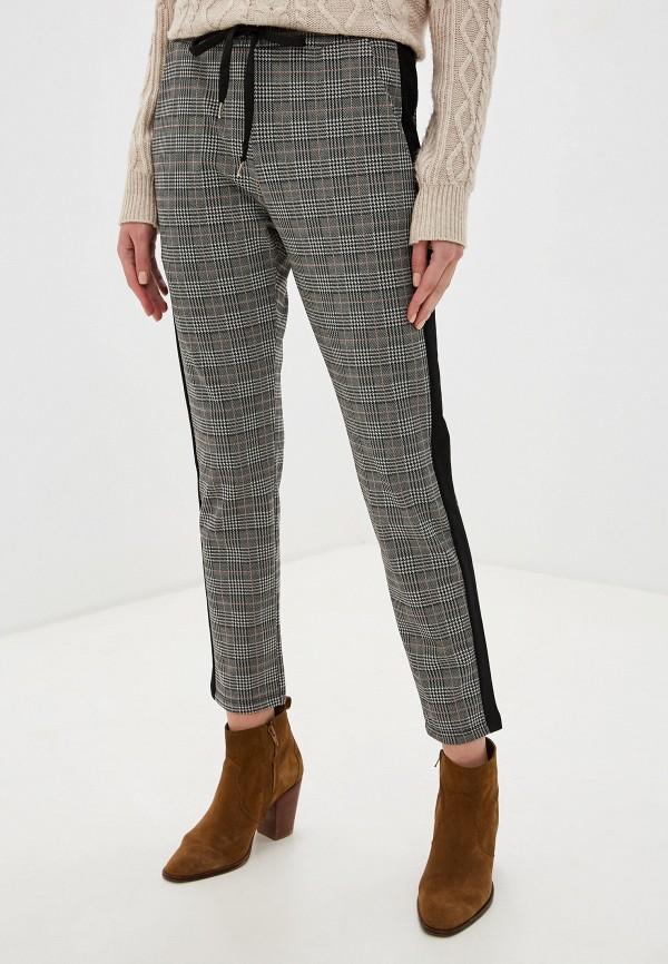 женские брюки imperial, серые