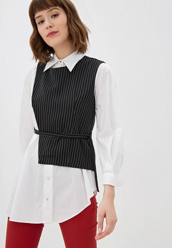 женская рубашка с длинным рукавом imperial, разноцветная