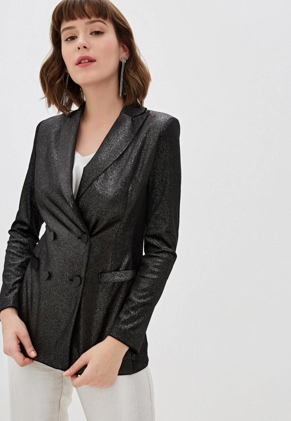 женский пиджак imperial, черный