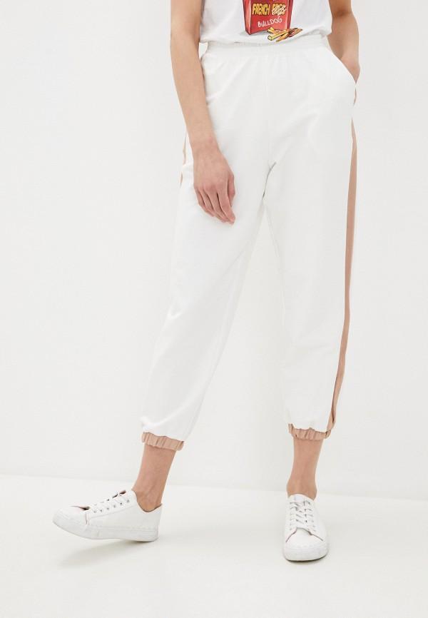 женские спортивные брюки imperial, белые