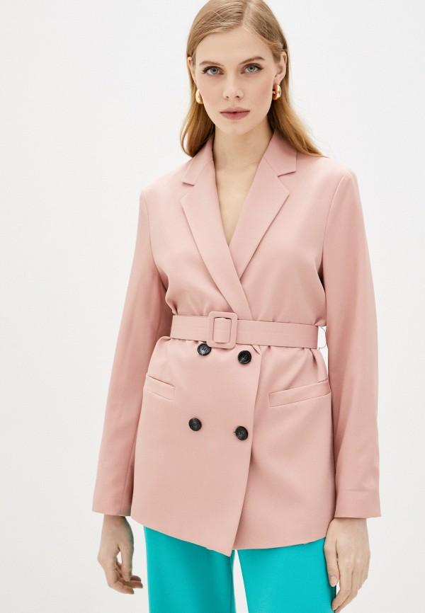 женский жакет imperial, розовый