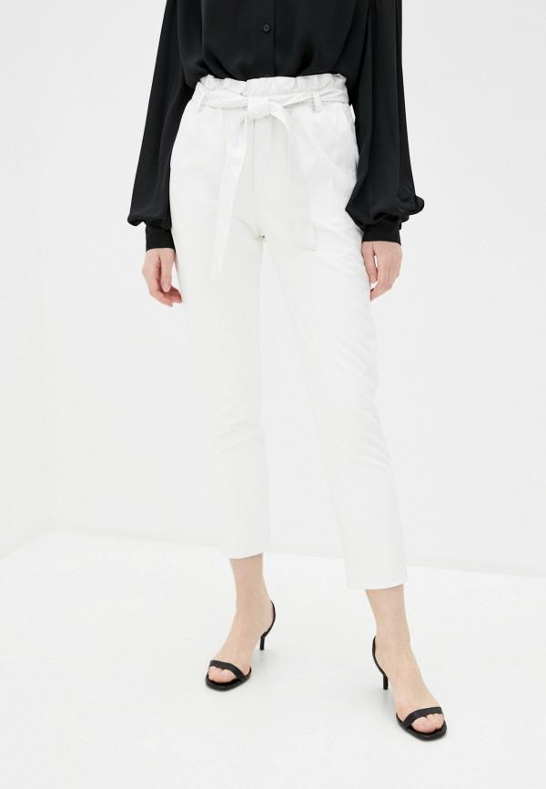 женские повседневные брюки imperial, белые