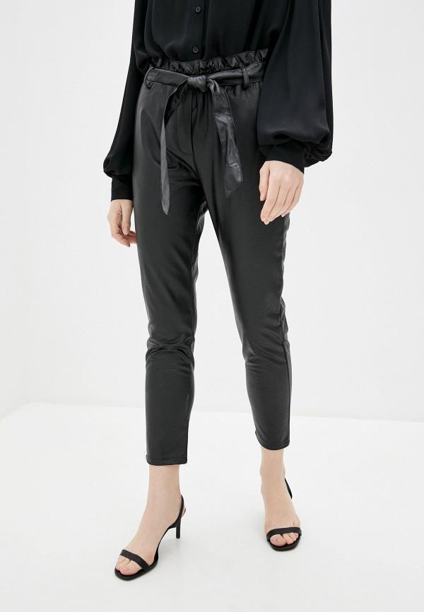 женские брюки imperial, черные