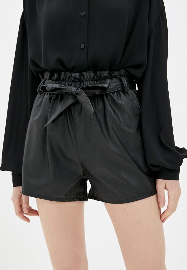 женские повседневные шорты imperial, черные