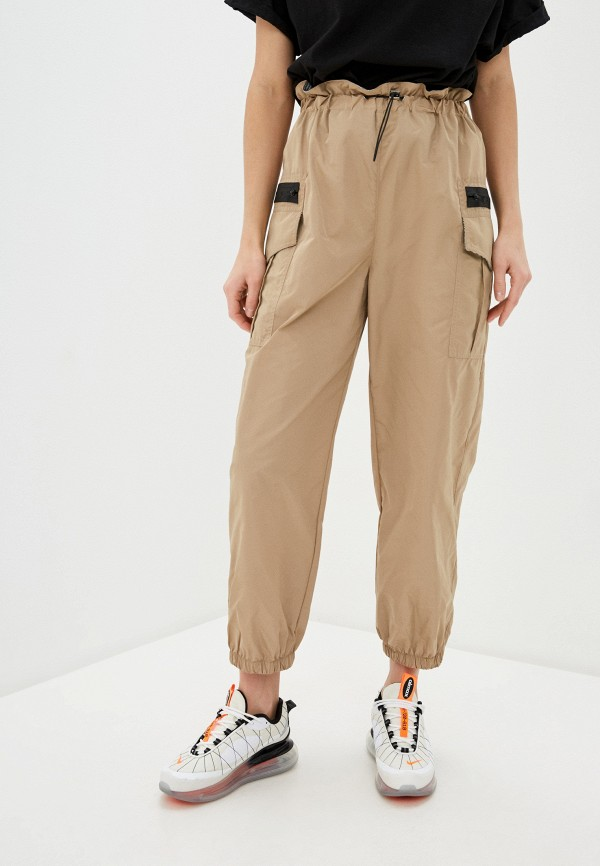 женские брюки imperial, бежевые