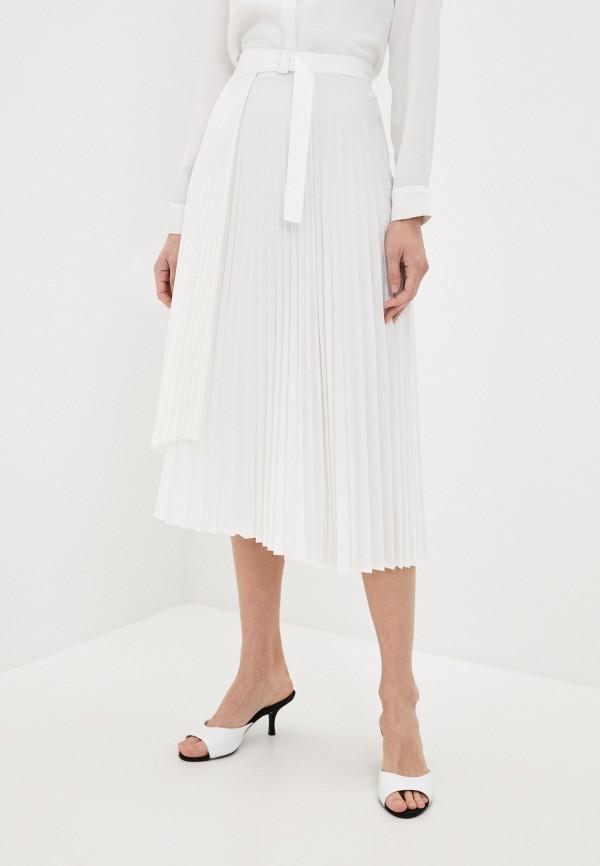 женская юбка imperial, белая
