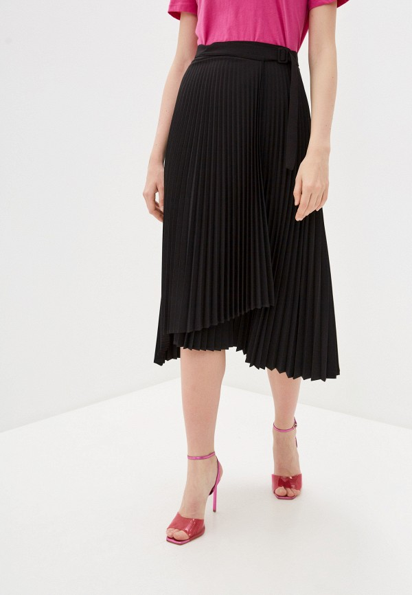 женская юбка imperial, черная