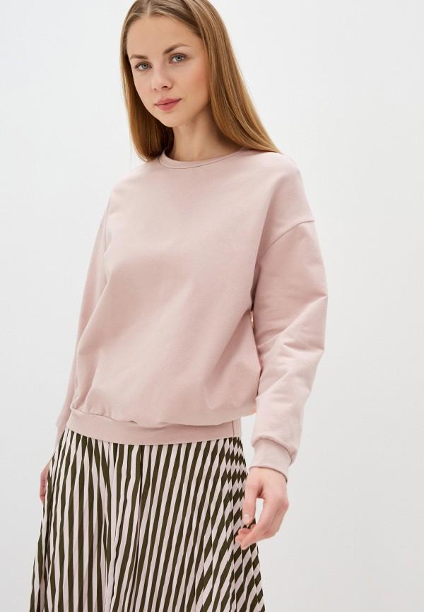 женский свитшот imperial, розовый