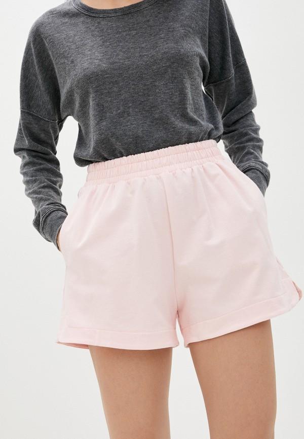 женские повседневные шорты imperial, розовые