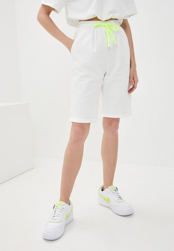 женские спортивные шорты imperial, белые