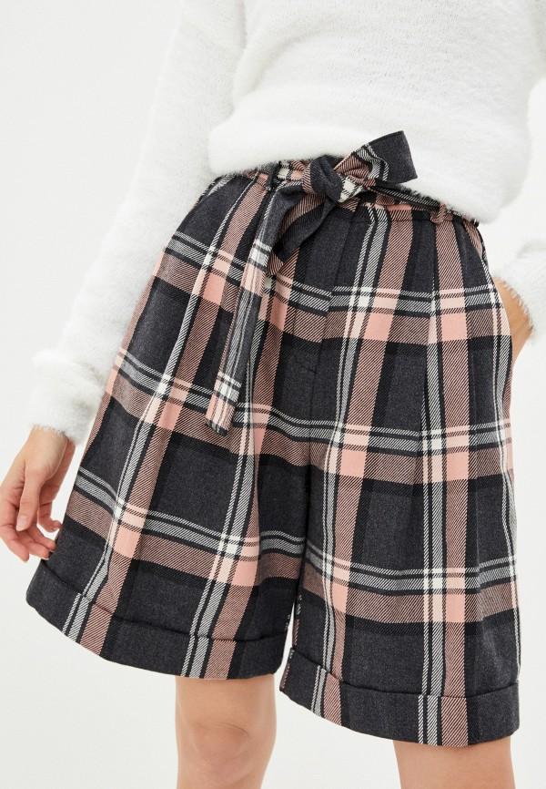 женские повседневные шорты imperial, серые