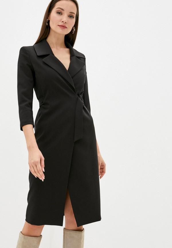 женское платье imperial, черное