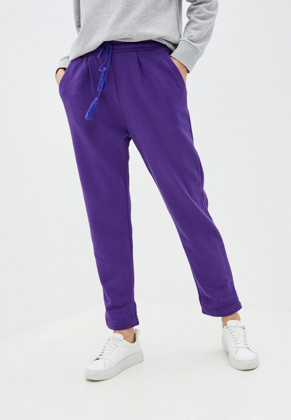 женские спортивные брюки imperial, фиолетовые