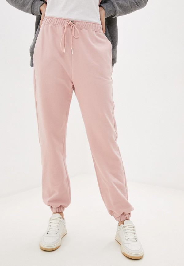 женские спортивные брюки imperial, розовые