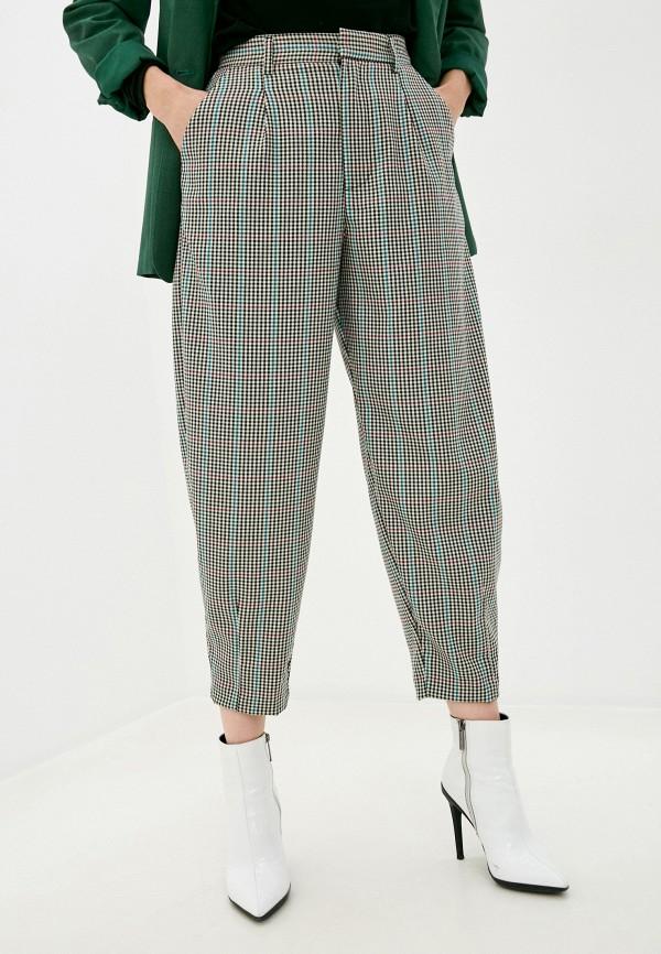 женские повседневные брюки imperial, серые