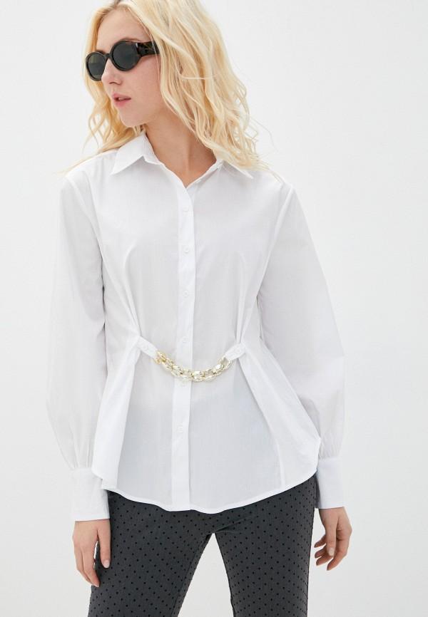 женская блузка imperial, белая