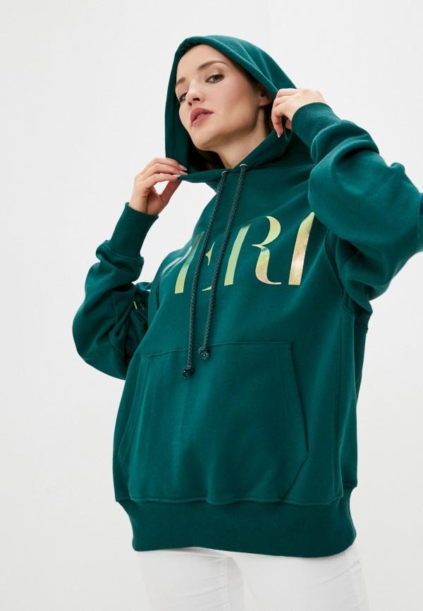 женские худи imperial, зеленые