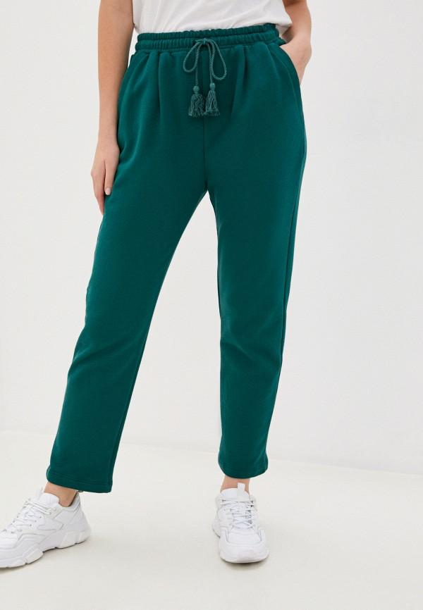 женские спортивные брюки imperial, зеленые
