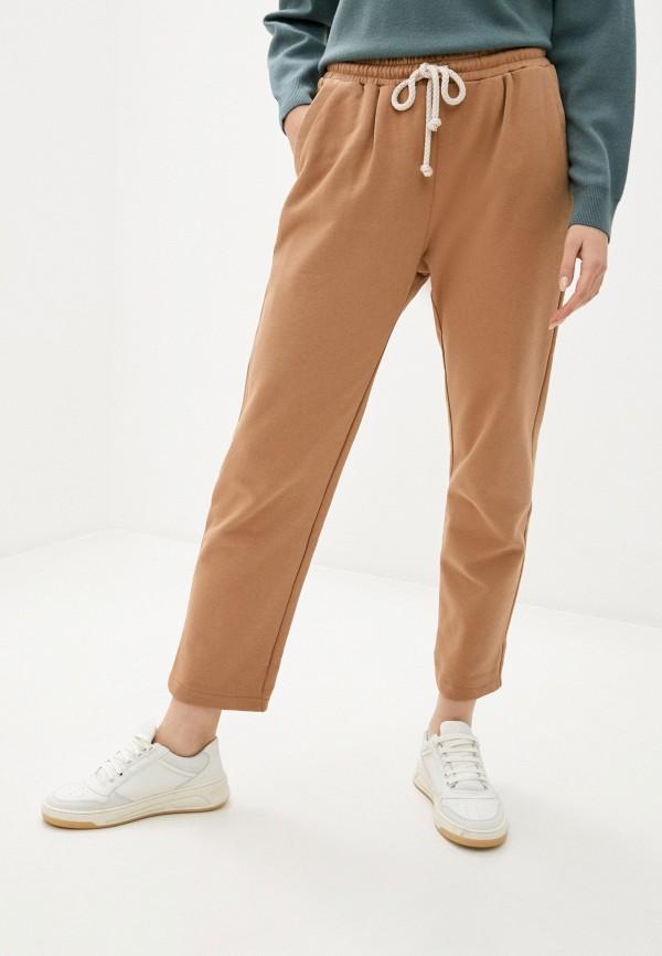 женские спортивные брюки imperial, коричневые