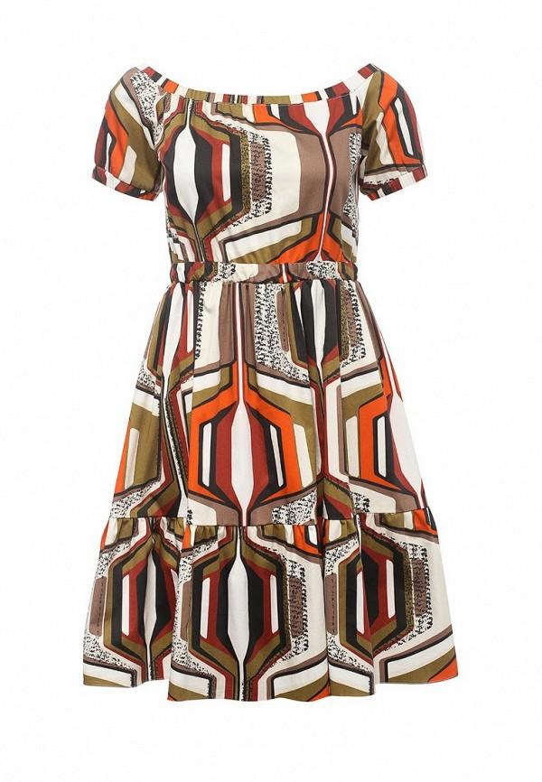 Платье Imperial Imperial IM004EWRSB45 платье imperial imperial im004ewbleu6