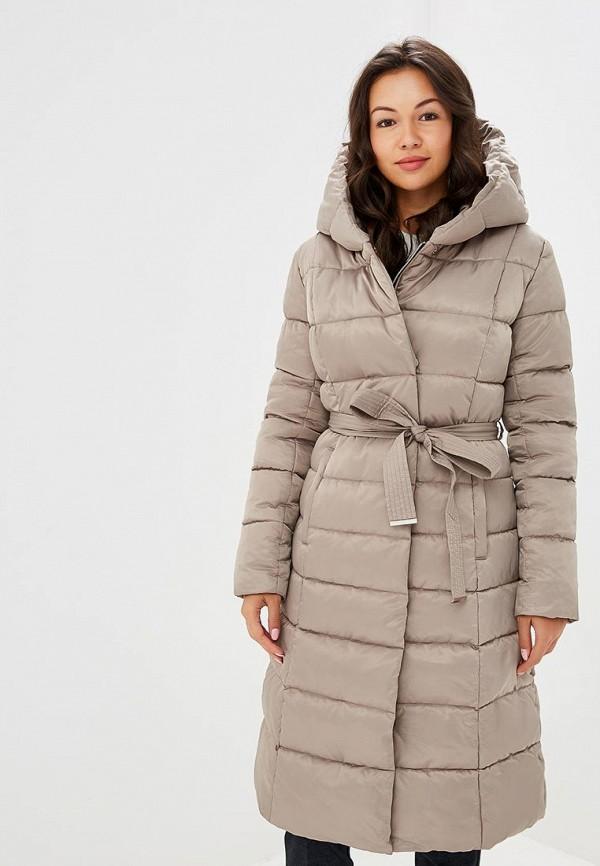 Купить Куртка утепленная Imocean, IM007EWCQFW8, бежевый, Осень-зима 2018/2019