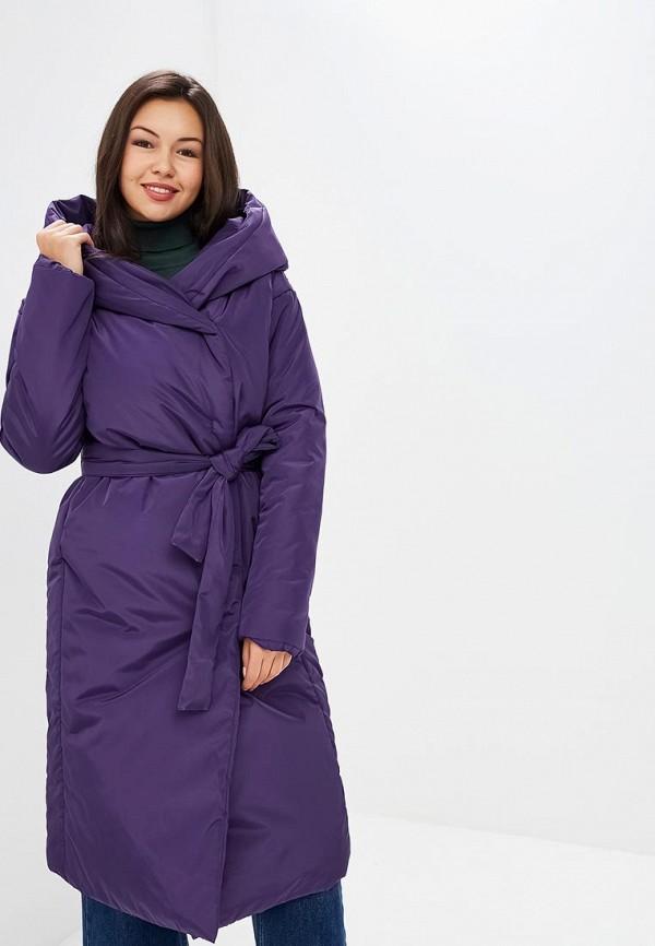 Купить Куртка утепленная Imocean, im007ewctsh5, фиолетовый, Осень-зима 2018/2019