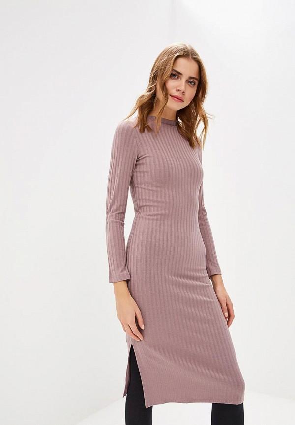 женское повседневные платье imocean, розовое