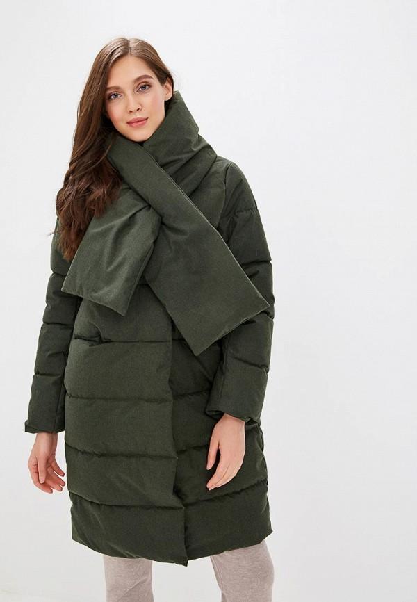 Купить Куртку утепленная Imocean зеленого цвета