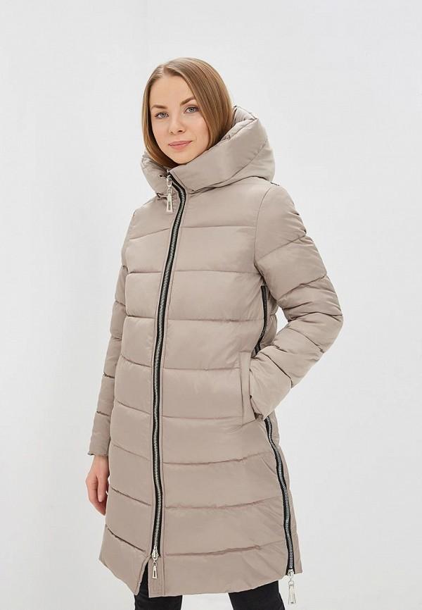 Купить Куртка утепленная Imocean, im007ewecek1, бежевый, Весна-лето 2019