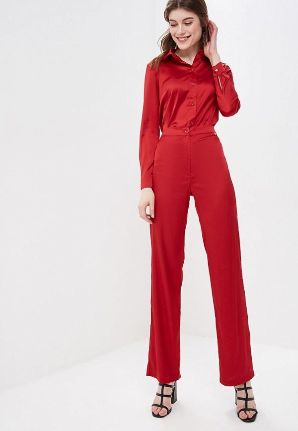 женский костюм imocean, красный