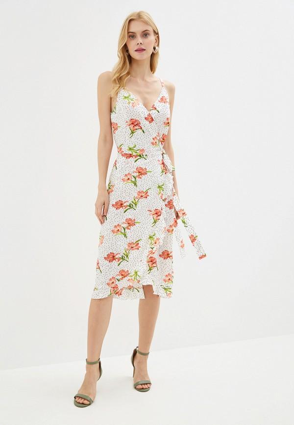 Фото 2 - женское платье Imocean белого цвета