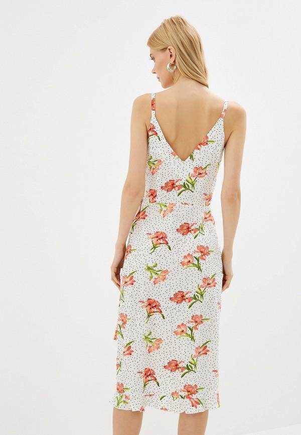 Фото 3 - женское платье Imocean белого цвета