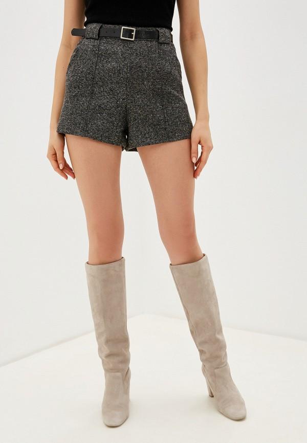 женские повседневные шорты imocean, серые